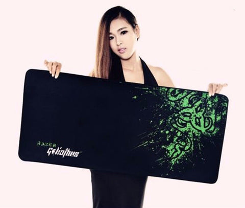 Razer Goliathus ALPHA Gaming Mouse Mat - Fragged Edition