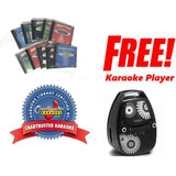 Ten Disc Karaoke CD-G Free Karaoke Player