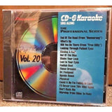 PIONEER KARAOKE CD+G SING ALONG THE PROFESSIONAL SERIES POP/ROCK VOL 20