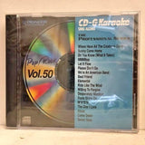PIONEER KARAOKE CD+G SING ALONG THE PROFESSIONAL SERIES POP/ROCK VOL 50