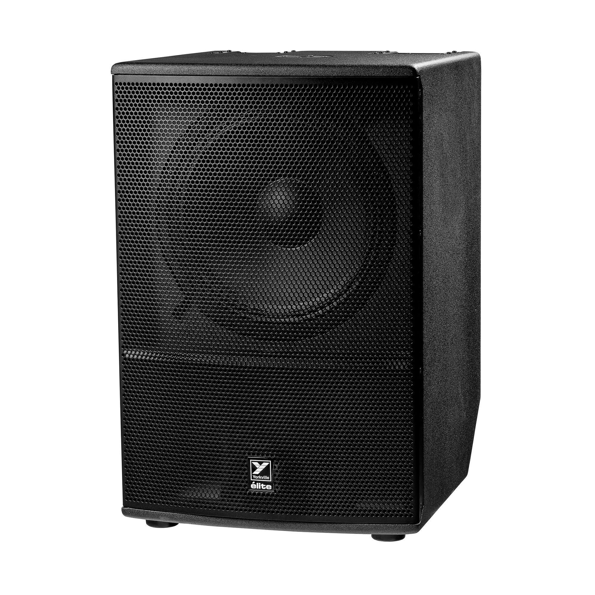 "Yorkville ES18P 1600W, 1x 18"" Powered Subwoofer"