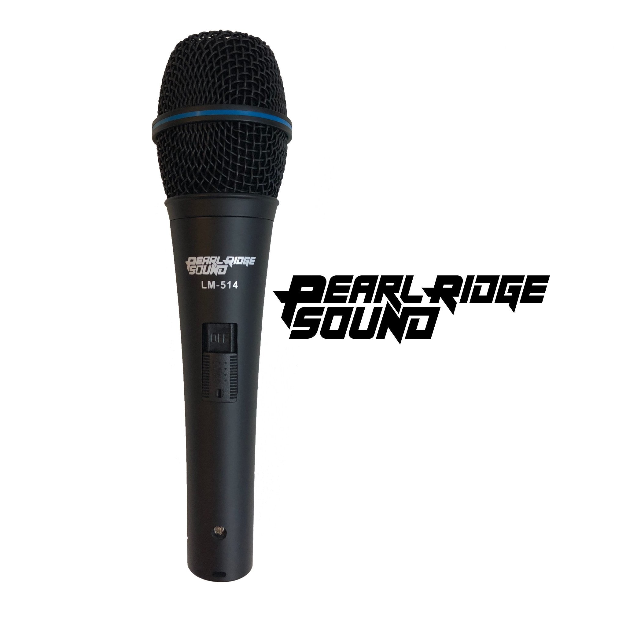 PearlRidge Sound LM-514 Wired Microphone