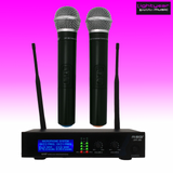 Professional Laptop Karaoke System with Yamaha DBR12 Powered Speakers 2000 Watts DXS12 Powered Subwoofers