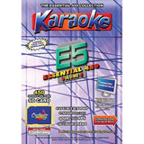 Chartbuster Essential 450 Vol. E5- 450 MP3G SD CARD KARAOKE CDG MUSIC 4 PLAYER