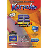 Chartbuster Essential 450 Vol. E2- 450 KARAOKE MP3G SD CARD CDG MUSIC 4 PLAYER