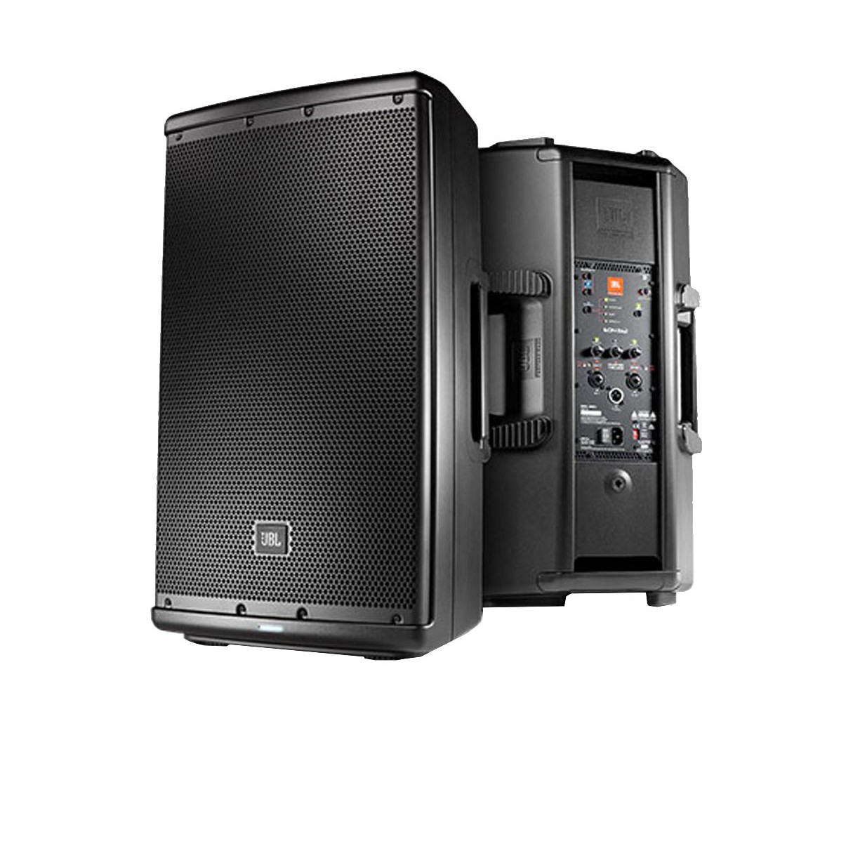 "JBL EON 612 12"" Two-Way Multipurpose Self-Powered Professional Speaker"