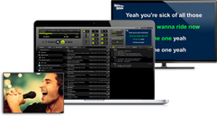 Karaoke & DJ Software | Karaoke Player for Mac and Windows | KJ DELUXE
