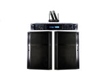 Home Karaoke System, Bluetooth Karaoke, Bluetooth Amplifier, 2500 Watts