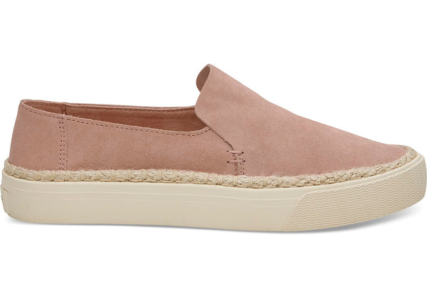 Suede Women's Sunset Slip Ons - Bloom