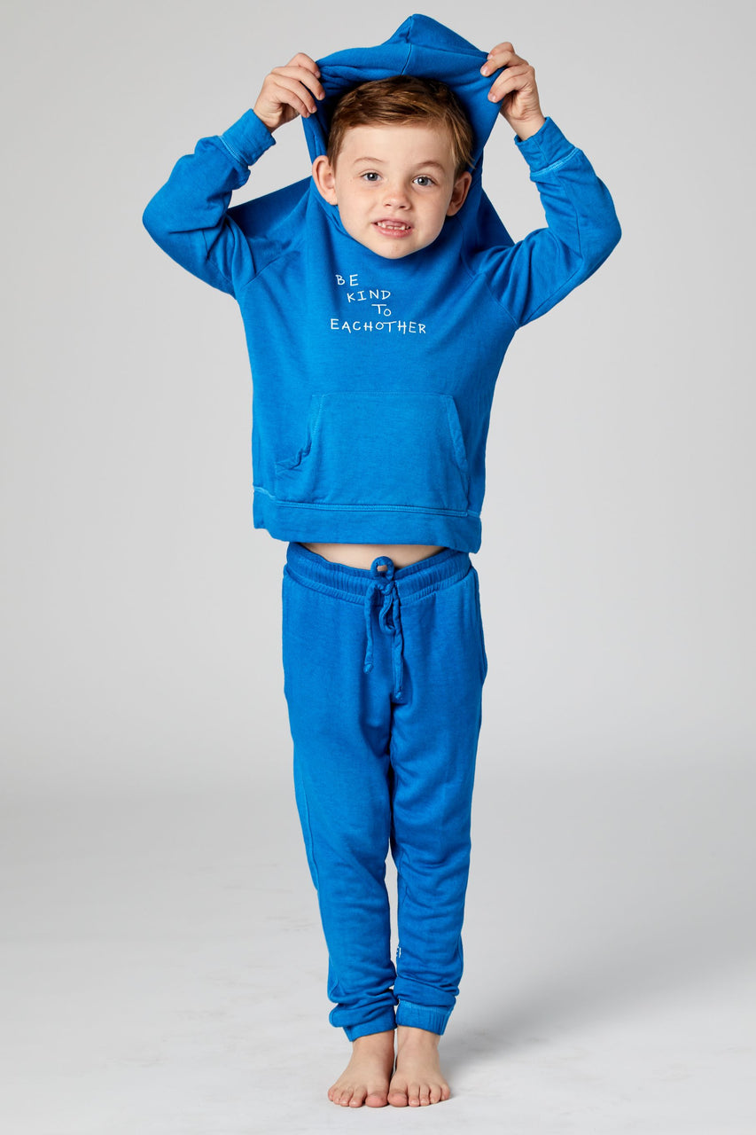Be Kind Kids Sweatpants - Scuba