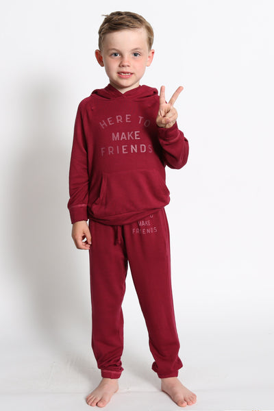 Here To Make Friends Sweatpant