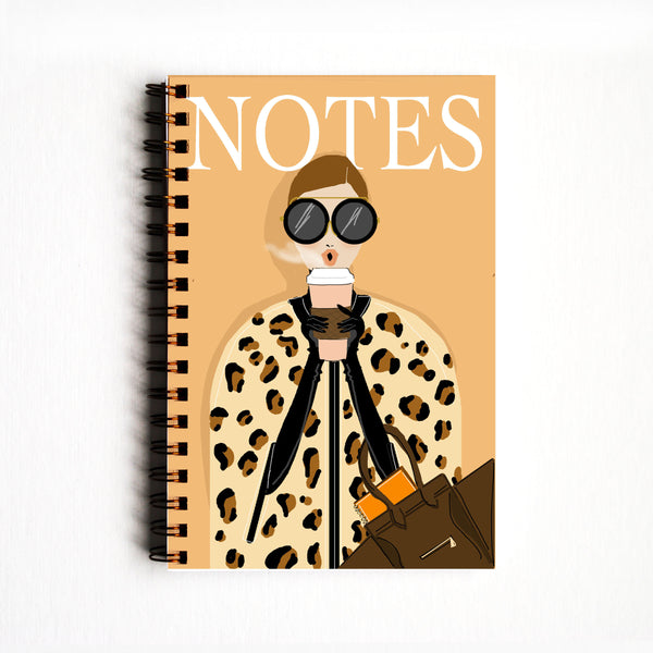 Signature Spots Notebook