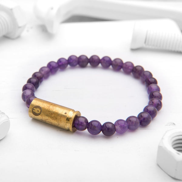 AMETHYST Mini Warrior Bracelet