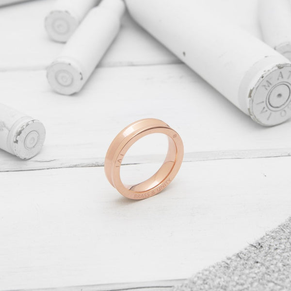 Unity Ring - Rose Gold