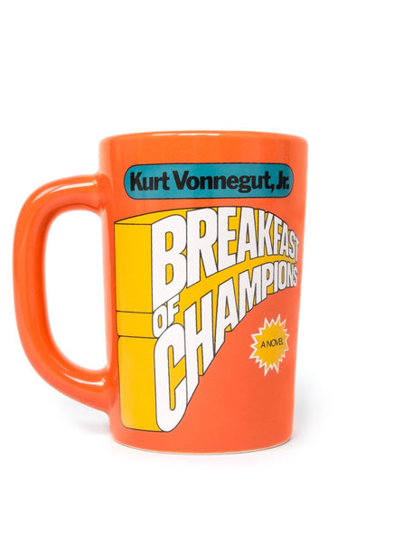Breakfast Of Champions - Ceramic Mug