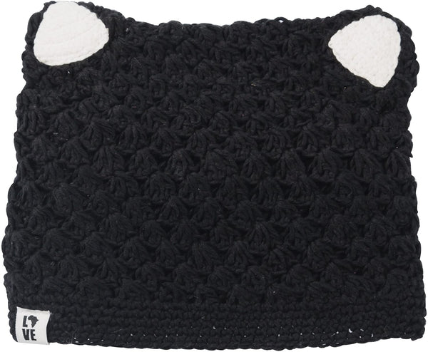 Kitty Hat - Black
