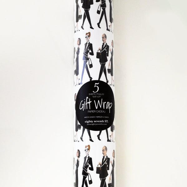Paris Gift Wrap