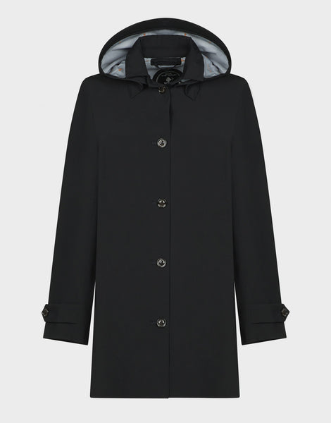 Grin Coat - Black