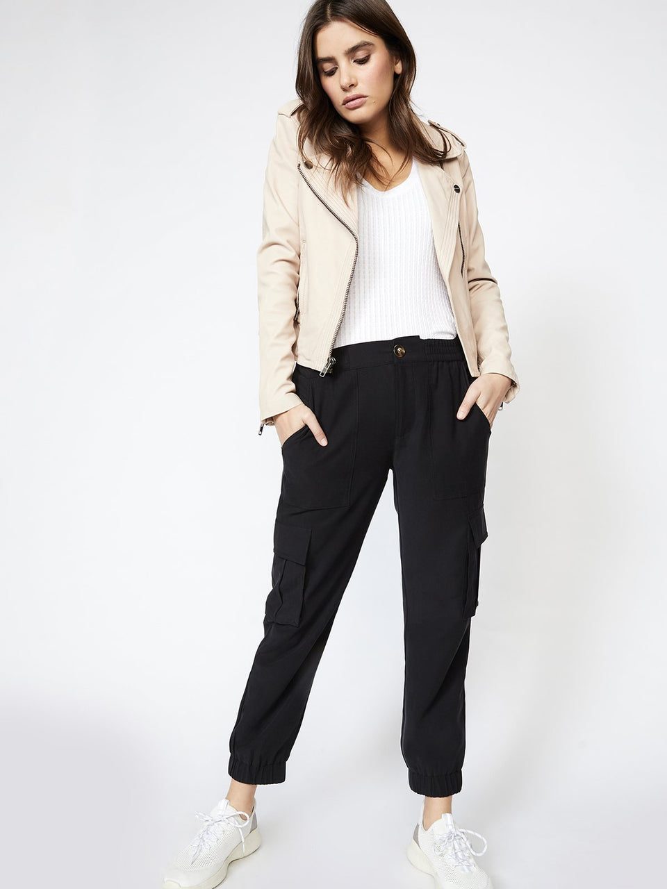 The Harmony Pant - Black