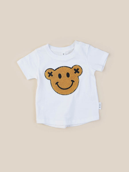 Smiley T-shirt - White