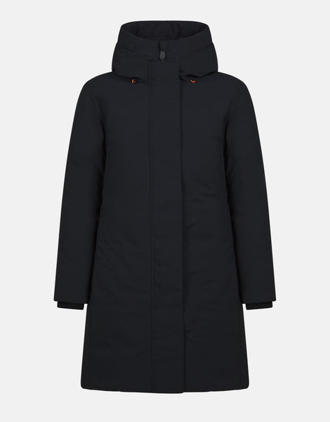 Smeg Hooded Parka - Blk