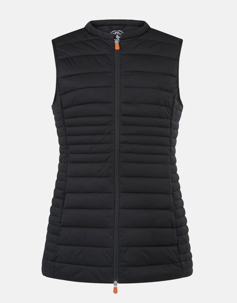 Sold Stretch Vest - Black