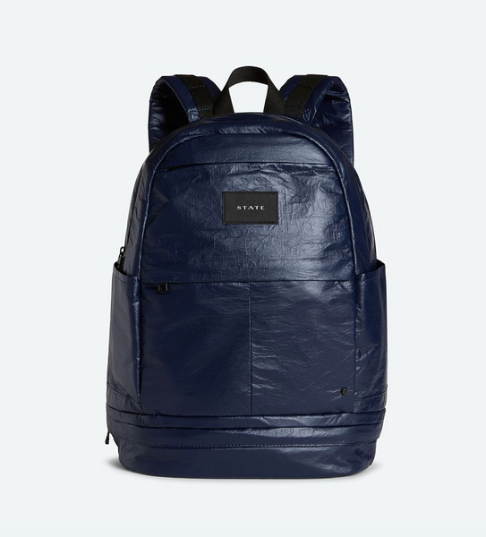 Lenox Backpack - Tyvek Navy