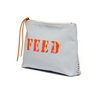 Feed Pouch - Pale Blue