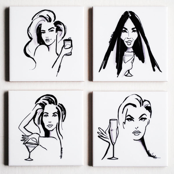 Super Fashion Coasters