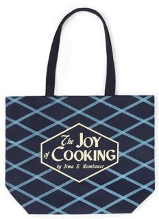 Joy of Cooking Market Tote Bag