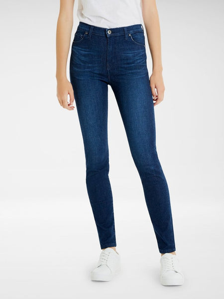 Harriet High-Rise Skinny - Nico