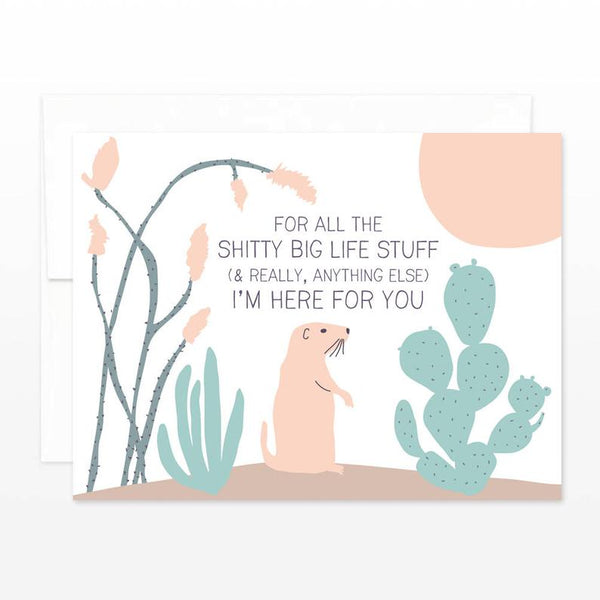Big Life Stuff - Support Card