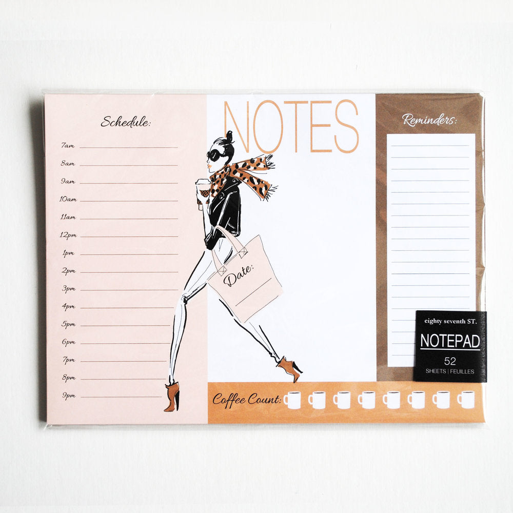 Pretty Planner Desk Pad