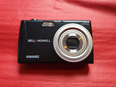 Full Spectrum Digital Camera - Bell Howell modified by Ghoststop - OZParaTech