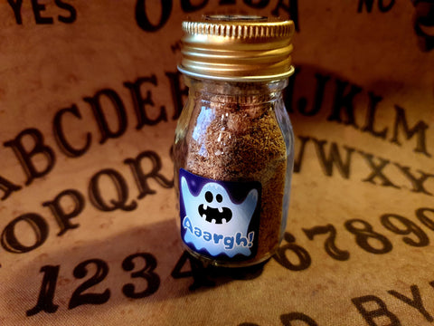 Ghost Be Gone Incense powder with free charcoal disc