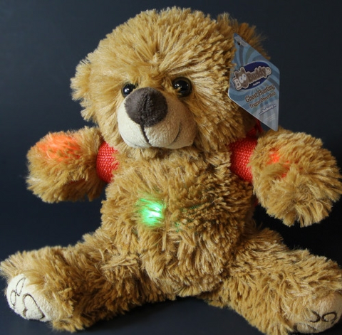 BooBuddy Jr. Ghost EMF Trigger Bear - OZParaTech