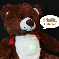 BooBuddy Interactive Bear