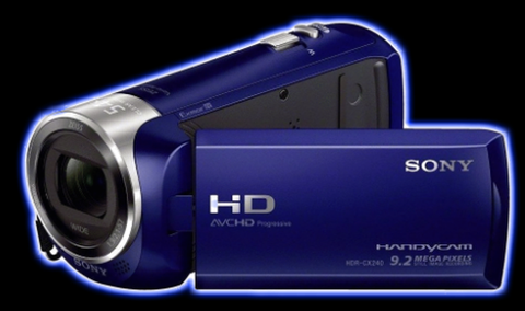 Full Spectrum SONY HD Camcorder (modified for Paranormal Investigators) - OZParaTech