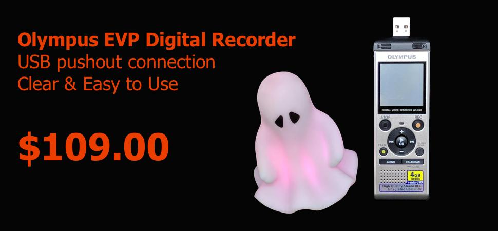 EVP Oylmpus Digital Recorder