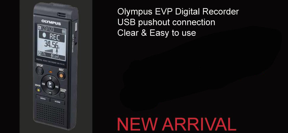 New EVP Digital Recorder