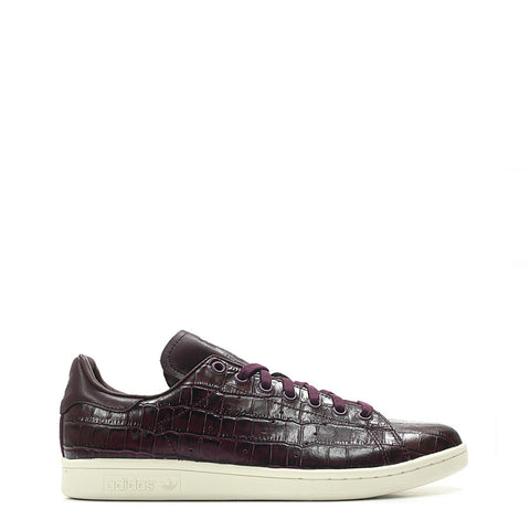 Adidas - StanSmith Shoes - Patterned Violet - Carbon Crown Apparel