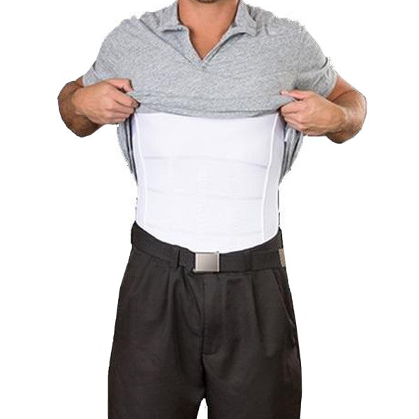 Men's Body Shaper Slimming Undershirt - Carbon Crown Apparel