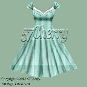 Pinup Dress Designs by 57Cherry - Great Dresses for Viva Las Vegas