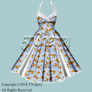 New Pinup Lucy Dress Design