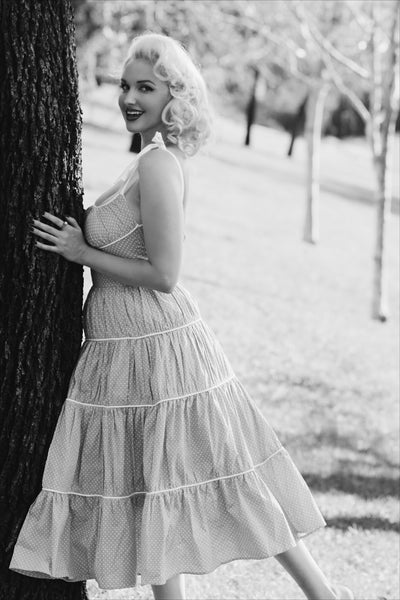 Marilyn Monroe Reproduction Dress