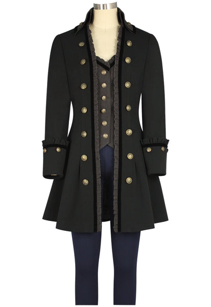Steampunk Victorian Coat