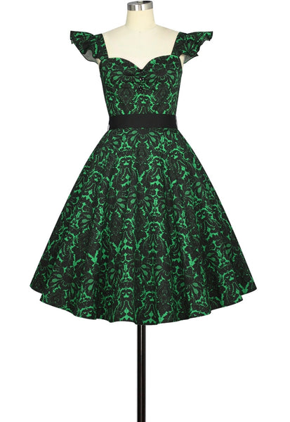 Rockabilly Mable Retro Pinup Dress