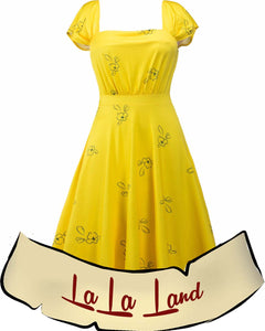 LaLa Land Dress