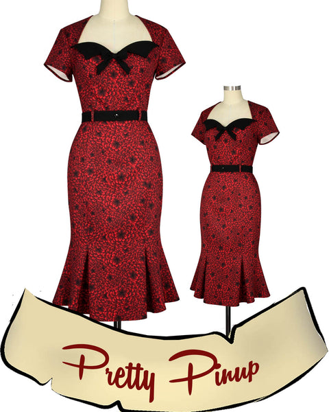 Pretty Little Pinup Dress