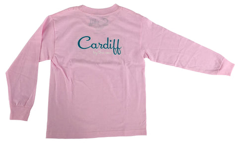 Youth CBS Long Sleeve-Light Pink